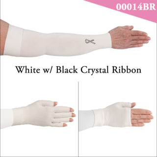 00014BR_White_w_Black_Crystal_Ribbon